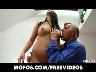 brunette, young, nice ass