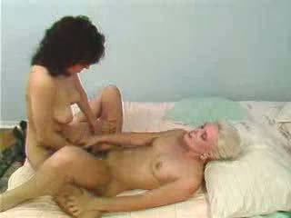 Vintage trans and chick sex