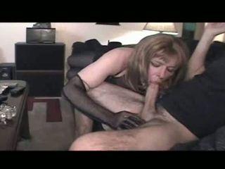 oralni seks, crossdresser, perilo