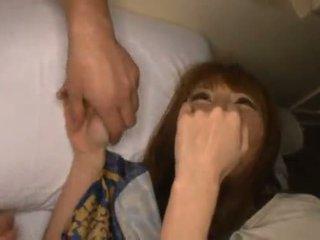 Miku ohashi admires the fellow รอบ เธอ ดี shagging skills