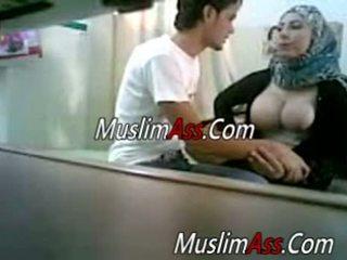 Hijab gf v soukromý