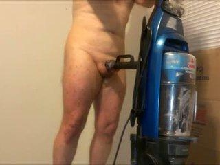 Er camino a joder un vacuum cleaner