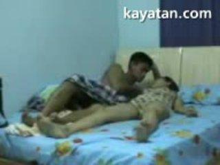 Malay seks kısa saç islak gömlek