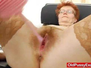 granny, vagina, doctor