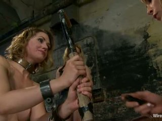 Harmony Rose Aiden Starr Br Breaking In The New Girl