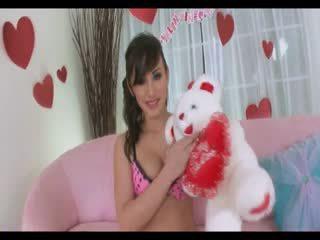 Jennifer White Valentine's Day Throated