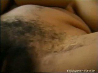coño peludo, rizado, tupido