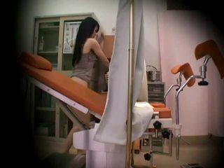Gynecologist skrytý spycam