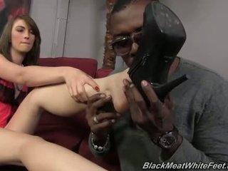 Alana rains hubungan intim hitam kontol