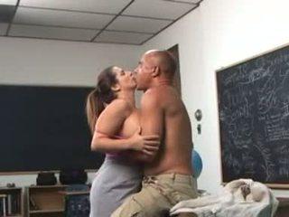 interracial, teacher, boob