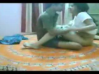 Mumbai anh em họ sister em trai fucked lược tại quê hương trên giường
