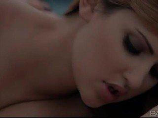 kyssing, hotteste oral, karakter jente på jenta alle