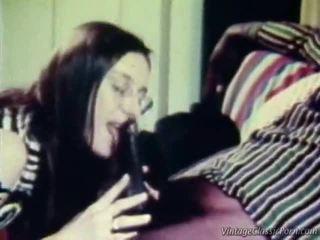 interrasiale, porno retro, vintage sex