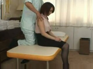 Kuliste şirret gets becerdin tarafından onu massager