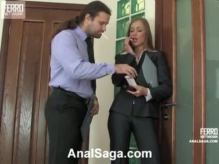 Diana lesley anal couple en action