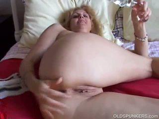 Amateur Mature anal