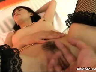 Asian Teenages Inside Stockings Sex