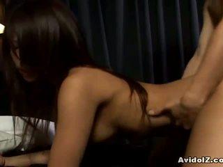 Akira ichinose 빌어 먹을 과 젖꼭지 사정