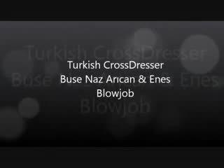Warga turki buse naz arican & gokhan - menghisap dan seks / persetubuhan