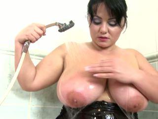 big boobs, pupytės, grannies