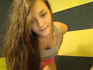 brunette, teens, vaginal masturbation