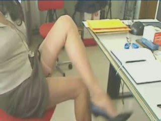 Fantastisch beine im strümpfe suspender!