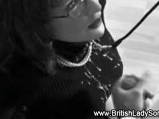 skontrolovať britský pekný, výstrek zábava, všetko cumshot ideálny
