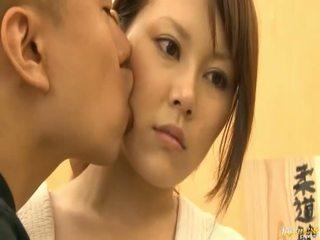 japonec, veľké prsia, ázijský