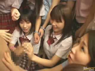 اليابانية موم teaching الجيران الفتيات كيف إلى اللعنة فيديو