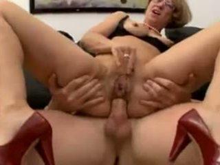 avsugning, dubbel penetration, grannies