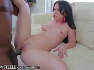 Lex Steeles Foot Long Cock in Jennifer...