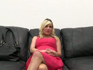 Pregnant backroom casting