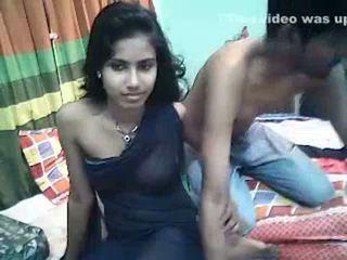 Ινδικό ζευγάρι επί chaturbate - desibate*