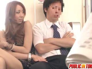 日本の, 野外プレイ, 熟女セックス
