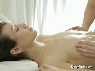 brunette fun, nice blowjob quality, rated fingering