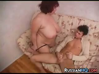 Russa gordinhos having sexo