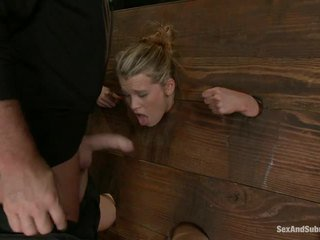 Immature aiden aspen going genom den punishment
