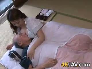 japānas, big boobs, old + young