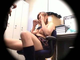 Doll blackmailed into Sex
