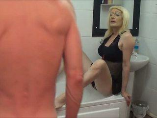 Fürdőszoba tréfa