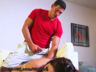 Fantasymassage Stepson Makes Mommy Cum