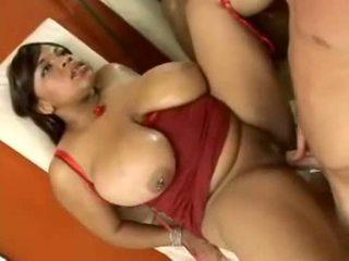 脂肪 黑色 成熟 女士 性交 硬