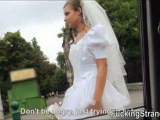 Dumped cô dâu amirah adara ends lên fucked lược trong các publc