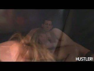 Dick Loving Honey Aline Enjys A Sexy O...