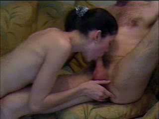 Licking kuk med passion video-