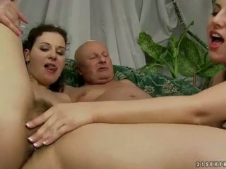 Two Teens Seduced To Fuck