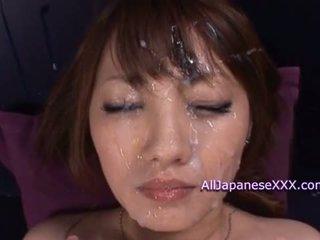 Bukkake Gangbang