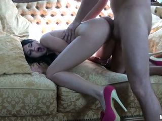 Abbie Cat gets fucked hard Video