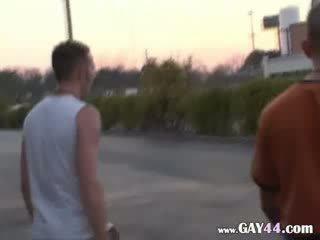 Devon and Brandon amateur friends