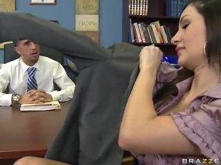 Will You Help Me Cumming Mr. Teacher?